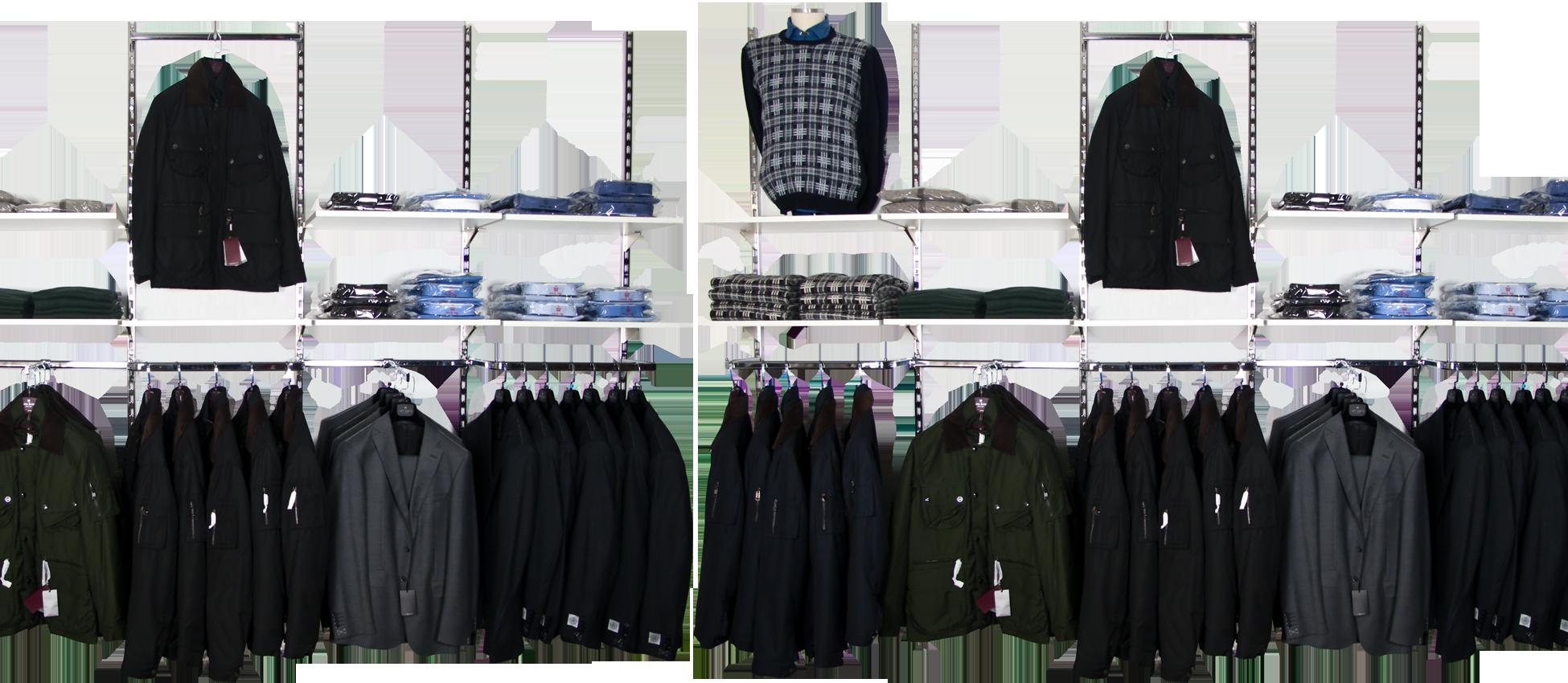 Leicht und Co. GmbH Begehbarer Kleiderschrank